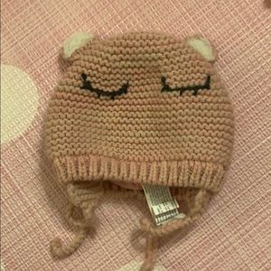 Zara baby winter hat